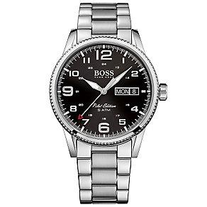 Hugo Boss Men's Stainless Steel Bracelet Watch - Product number 4913736