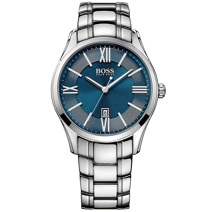 Hugo Boss Men's Stainless Steel Bracelet Watch - Product number 4913981