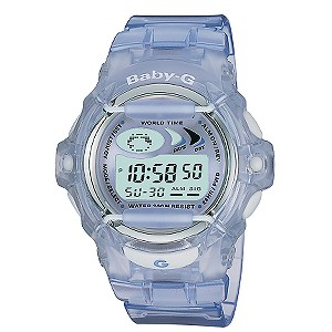 Ladiesand#39; Lavender Baby-G Active Watch