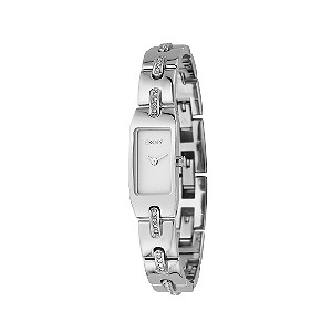 DKNY Ladies' Stone Set Bracelet Watch - Product number 4915844