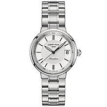 Certina DS Stella Ladies' Stainless Steel Bracelet Watch - Product number 4916468