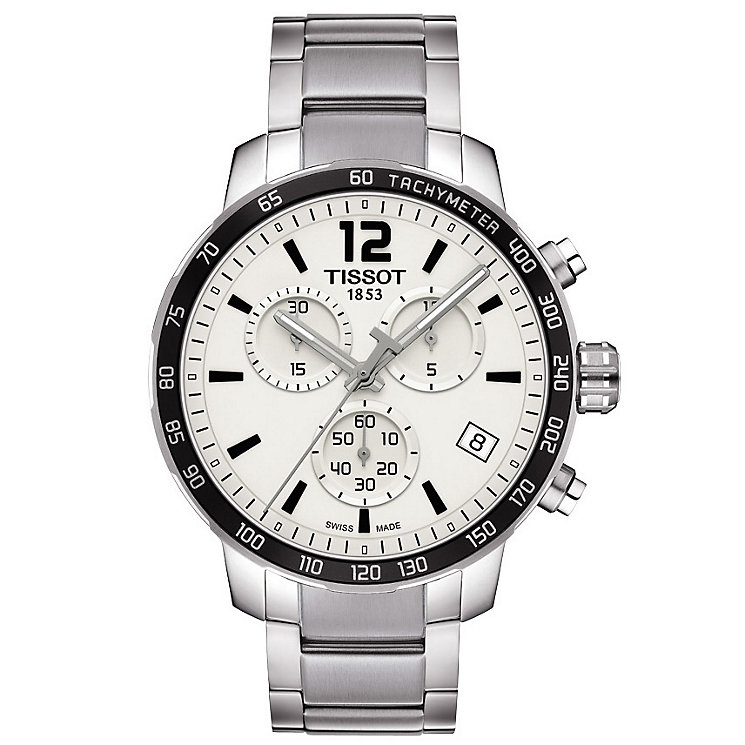 Tissot Men's Stainless Steel Bracelet Watch - Product number 4921100