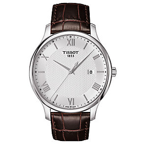 Tissot Men's Stainless Steel Strap Watch - Product number 4921380