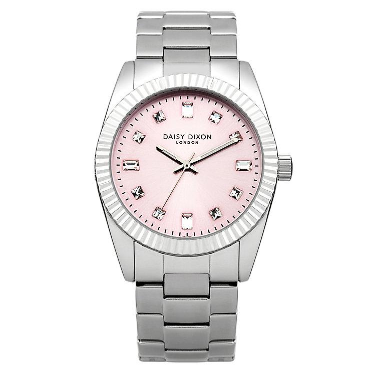 Daisy Dixon Edie Ladies' Stainless Steel Bracelet Watch - Product number 4921534