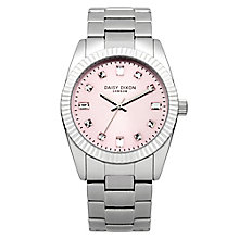 Daisy Dixon Edie Ladies' Stainless Steel Bracelet Watch - Product number 4921534