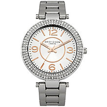 Daisy Dixon Arabella Ladies' Stainless Steel Bracelet Watch - Product number 4922689