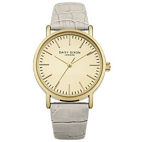 Daisy Dixon Georgia Ladies' Mink Leather Strap Watch - Product number 4923731