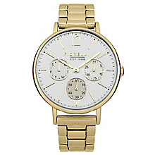Fiorelli Ladies Gold Tone Bracelet Watch - Product number 4927478