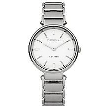 Fiorelli Ladies Silver Tone Bracelet Watch - Product number 4928830