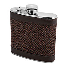 Tweed Hip Flask - Product number 4931580