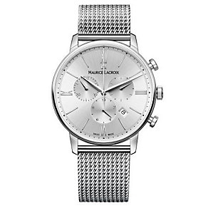 Maurice Lacriox Men's Stainless Steel  Bracelet Watch - Product number 4936299