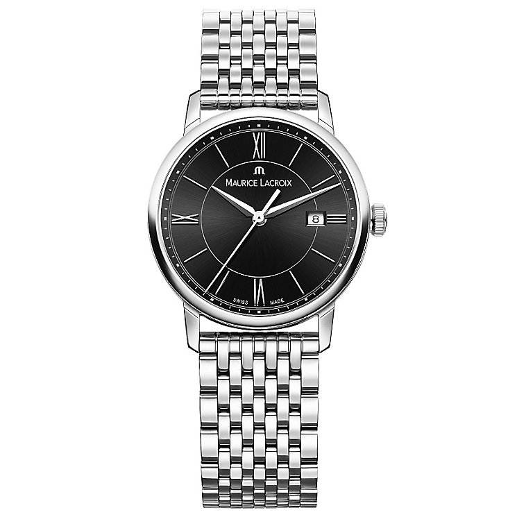 Maurice Lacroix Ladies' Stainless Steel Bracelet Watch - Product number 4936302