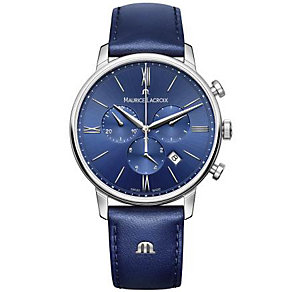 Maurice Lacriox Men's Stainless Steel Strap Watch - Product number 4936329