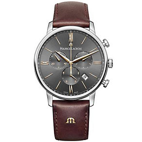 Maurice Lacriox Men's Stainless Steel Strap Watch - Product number 4936337