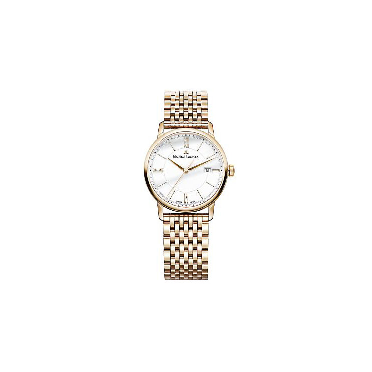 Maurice Lacroix Ladies' Rose Gold Plated Bracelet Watch - Product number 4936353