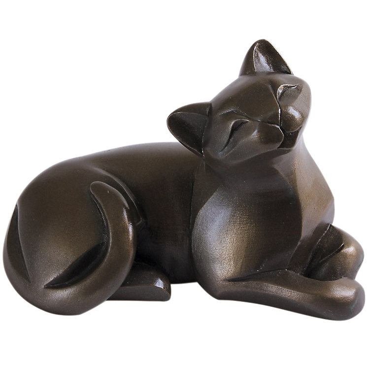 The Gallery Collection Cat Laying Figurine - Product number 4936612