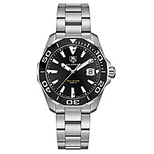 Tag Heuer Aquaracer Men's Stainless Steel Bracelet Watch - Product number 4943198