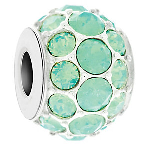Chamilia Splendor Pacific Opal Swarovski Bead - Product number 4944879