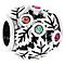 Chamilia Silver Swarovski Falling Leaves Treasure Bead - Product number 4944909