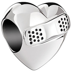 Chamilia Sterling Silver Heart Of A Nurse Bead - Product number 4949994