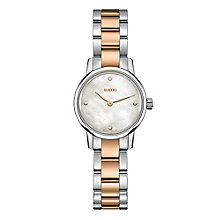 Rado Ladies' Two Colour Bracelet Watch - Product number 4953568