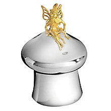 Carrs Sterling Silver Tooth Fairy Keepsake Box - Product number 4955366
