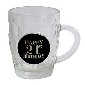 Pint Glass - 21st Birthday - Product number 4955471