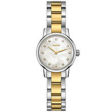Rado C-Class Ladies' Two Colour Bracelet Watch - Product number 4955668