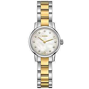 Rado C-Class Ladies' Two Colour Bracelet Watch - Product number 4955668