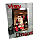 Merry & Bright Glass Photo Frame 'Merry Christmas' 4 x 6 - Product number 4955846