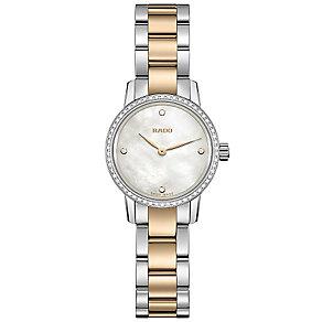 Rado C-Class Ladies' Two Colour Bracelet Watch - Product number 4956877