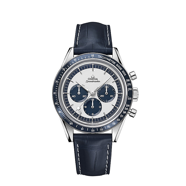 Omega Speedmaster Moonwatch Chronograph Men's Strap Watch - Product number 4960416