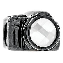 Chamilia Sterling Silver Smiles and Selfies Bead - Product number 4961099