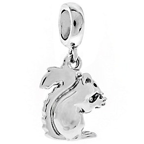 Chamilia Sterling Silver Gone Nuts Charm - Product number 4963288