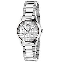 Gucci Ladies' Stainless Steel Bracelet Watch - Product number 4964020