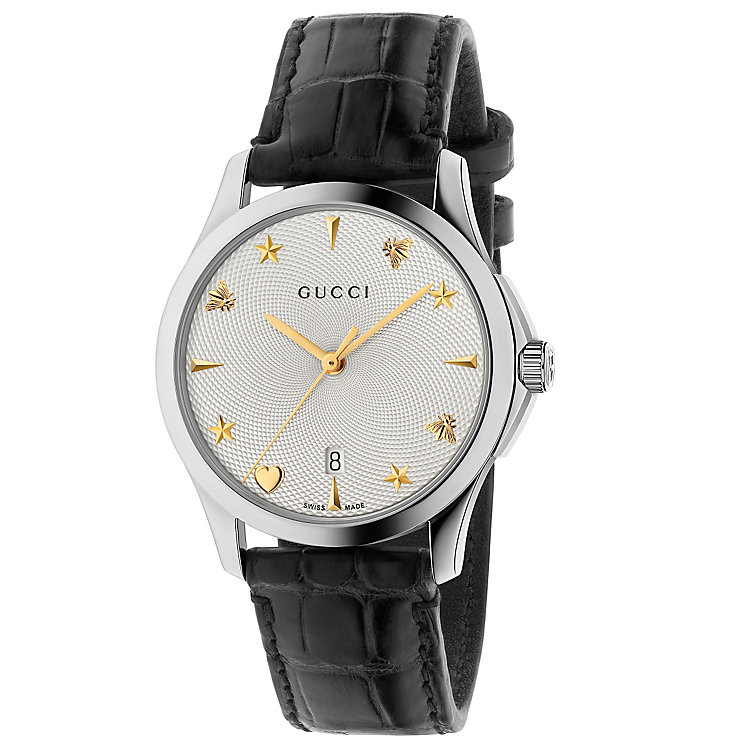 Gucci Ladies' Stainless Steel Strap Watch - Product number 4964047