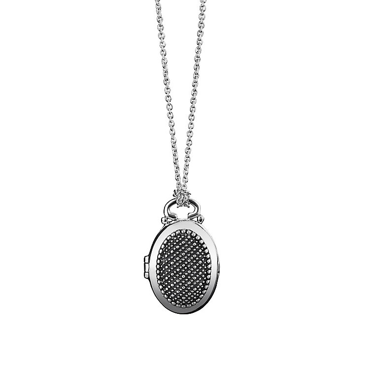 Chamilia Sterling Silver Cherish Locket - Product number 4969677
