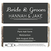 Personalised Classic Chocolate Bar - Product number 4970470