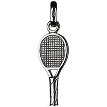 Links Of London Silver Wimbledon Racquet Charm - Product number 4975707