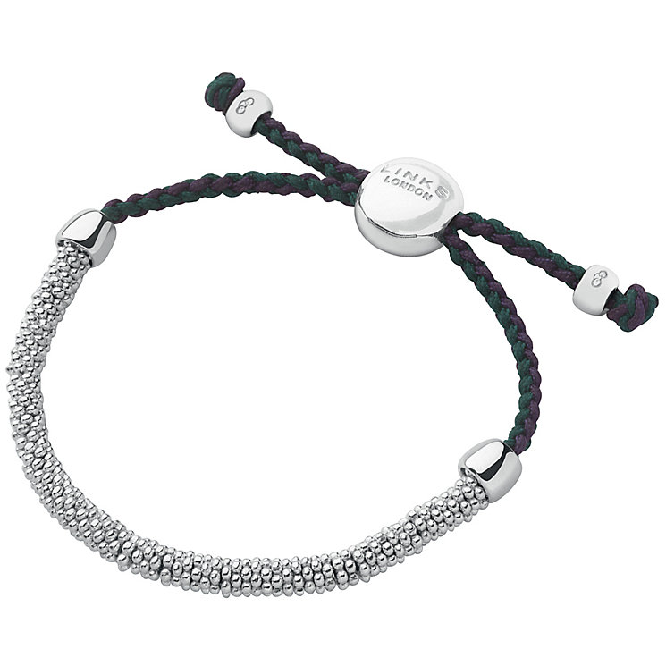 Links Of London Silver Wimbledon Effervescence Xs Bracelet - Product number 4975774