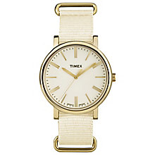 Timex Original Cream Dial Watch - Product number 4977971