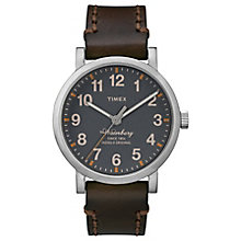 Timex Waterbury Grey Dial Watch - Product number 4978005