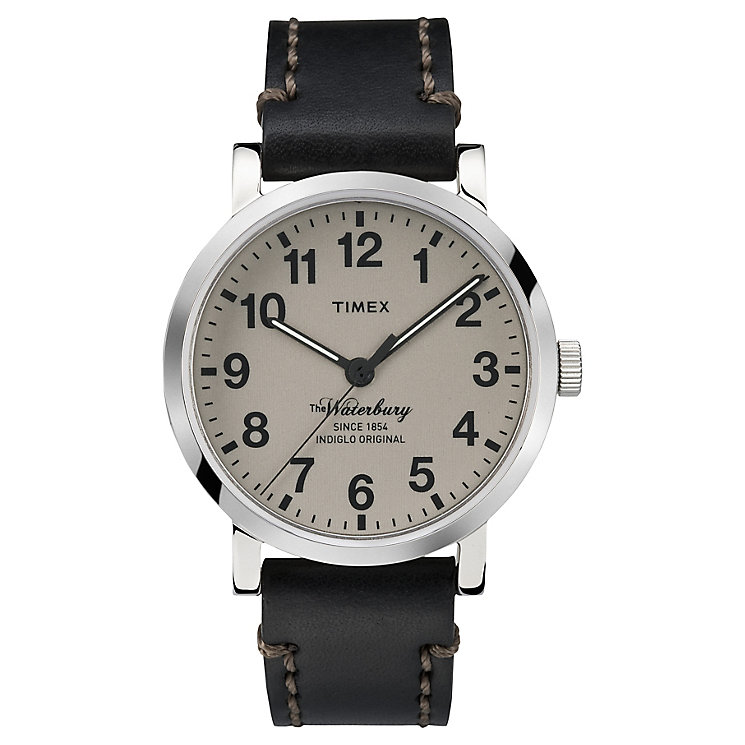 Timex Waterbury Tan Dial Watch - Product number 4978013