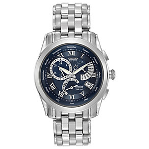 Citizen Eco-Drive Calibre 8700 men's stainless steel watch - Product number 4978277