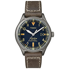 Timex Waterbury Ladie's Blue Dial Watch - Product number 4978455