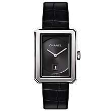 Chanel Ladies' Stainless Steel Stone Watch - Product number 4980328