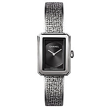 Chanel Boyfriend Ladies' Stainless Steel Bracelet Watch - Product number 4980336