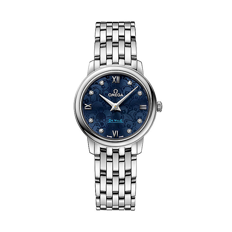 Omega De Ville Prestige Quartz Ladies' Bracelet Watch - Product number 4981243