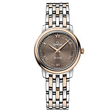 Omega De Ville Prestige Quartz Ladies' Bracelet Watch - Product number 4981251