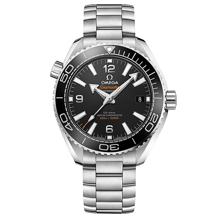 Omega Seamaster Planet Ocean 600m Men's Bracelet Watch - Product number 4981316